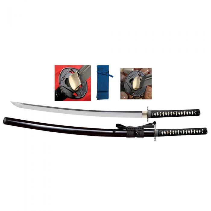Cold Steel Warrior Series Katana 88BKW