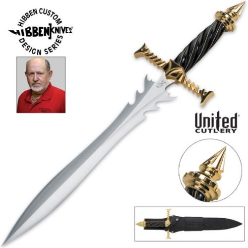 Gil Hibben The Immortal Sword Gold Edition