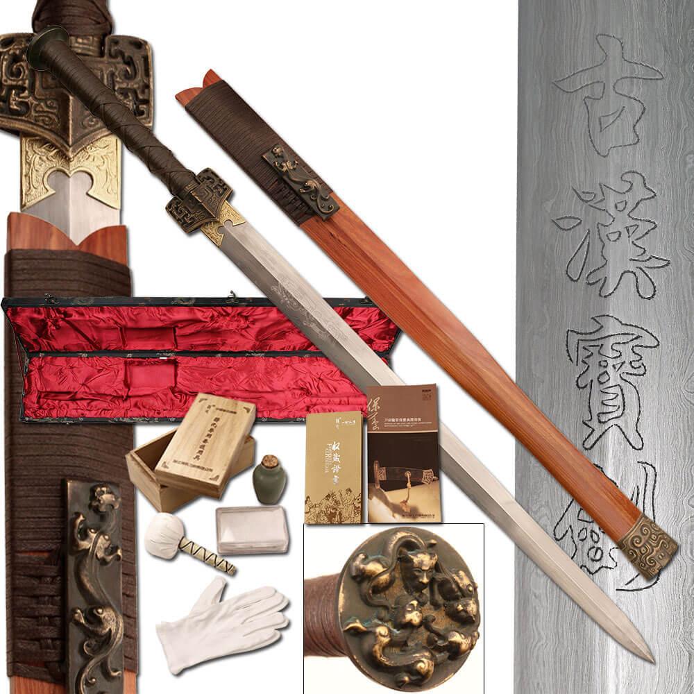Battle Sword of the Han Dynasty | JK-093