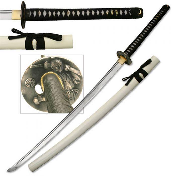 Ten Ryu Warlord Katana LU-014W