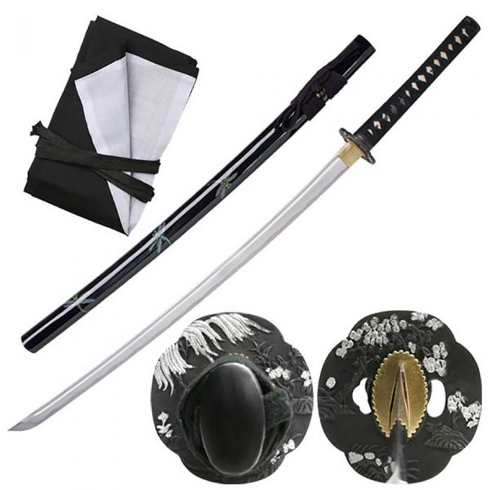 Ten Ryu Dragonfly Katana MC-3050