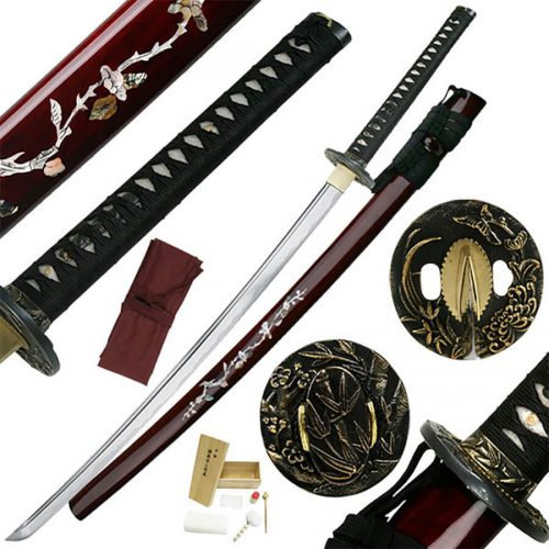 Ten-Ryu Rosewood Katana | MC-3058