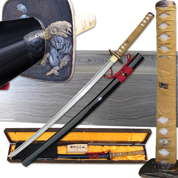 Bushido Night Demon Katana | MC-3062