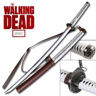Walking Dead Michonne's Katana | MC-WD001P