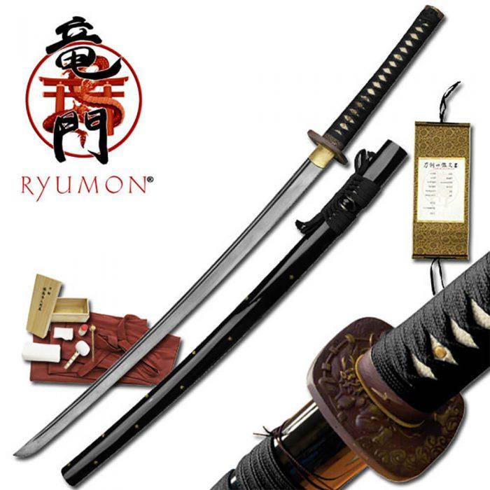 Ryumon Raijin Katana RY-3039B