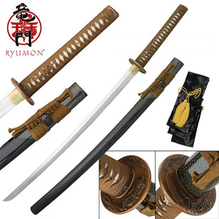 Ryumon Imperial Katana RY-3040B