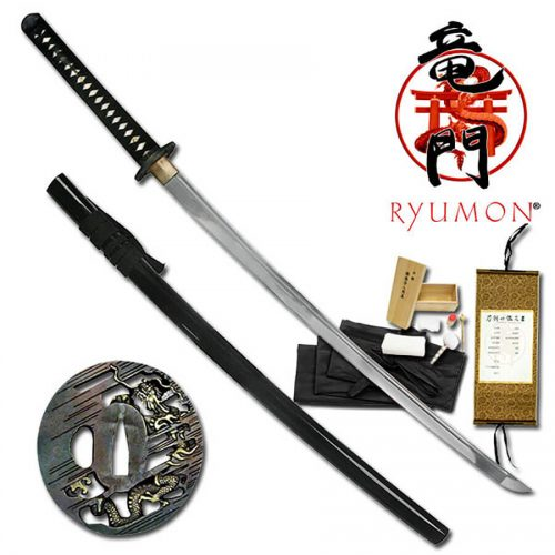 Ryumon Practical Dragon Katana | RY-3041