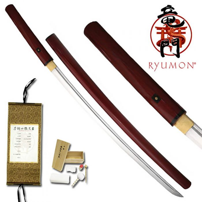 Ryumon Redwood Shirasaya RY-3042B