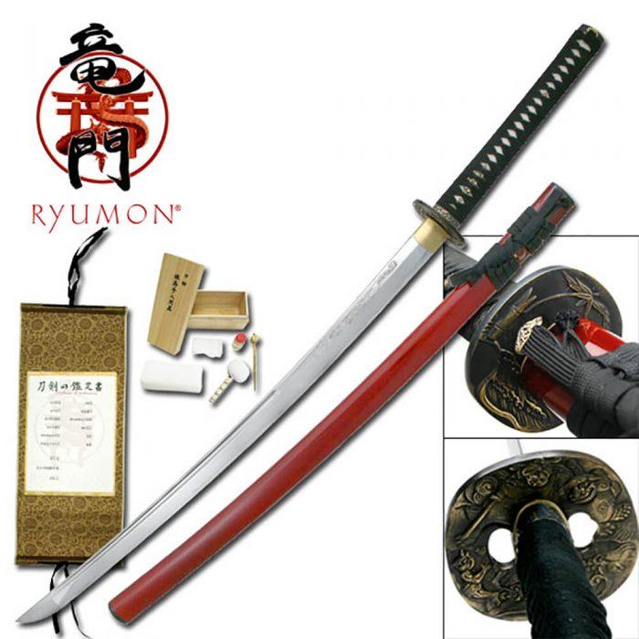 Ryumon Senshi Tengoku Katana RY-3044