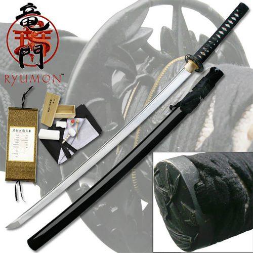 Ryumon Bamboo Cutting Katana RY-3051