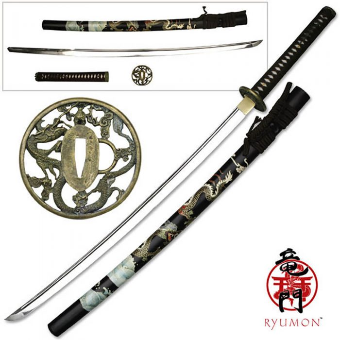 Ryumon Dragon Katana RY-3200