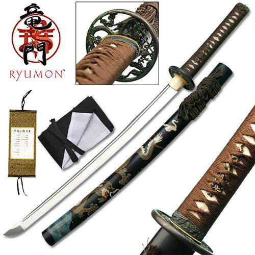 Ryumon Dragon Wakizashi RY-3200M