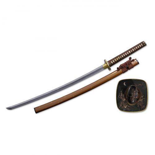 CAS Hanwei Bushido Series Katana SH1210