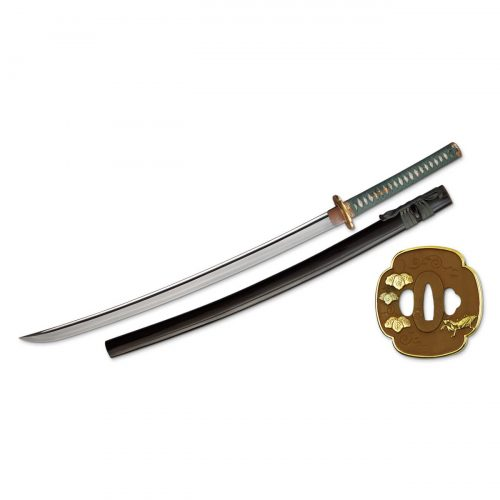 Hanwei Paul Chen Praying Mantis Katana SH2359