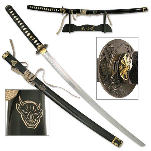 Handmade Kill Bill (Bill's) Samurai Katana | SW-320E
