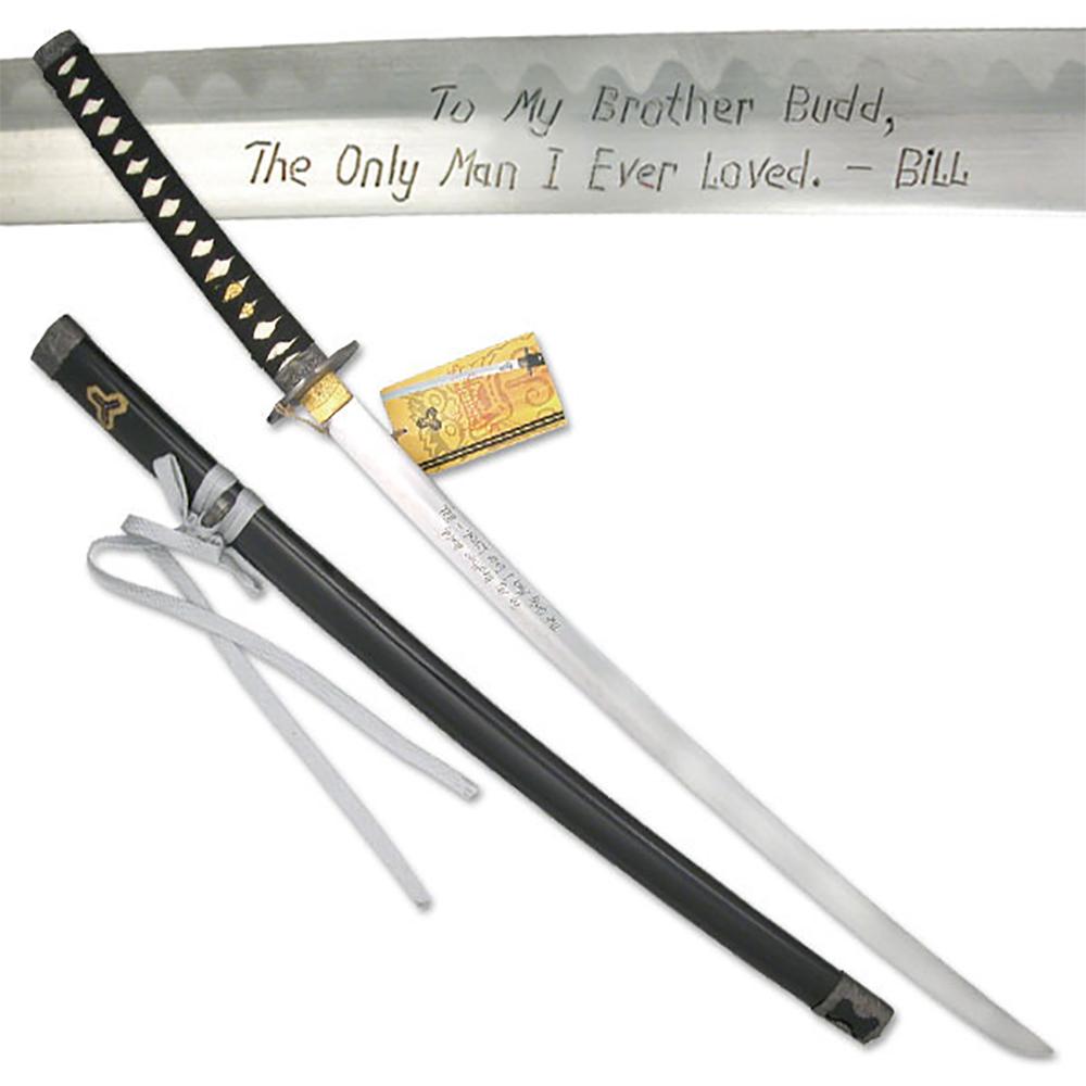 Kill Bill Budds Sword SW-350B