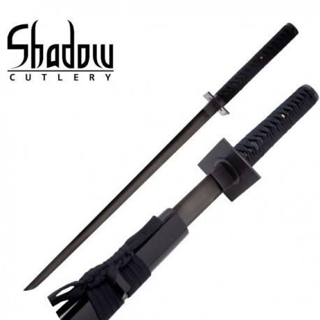 Dark Angel Ninja Sword, Black - SH7010