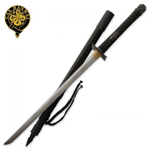 Ninja Octagon Sai - Set of 2 - Silver - Japanese Swords 4