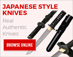 japanese style knives