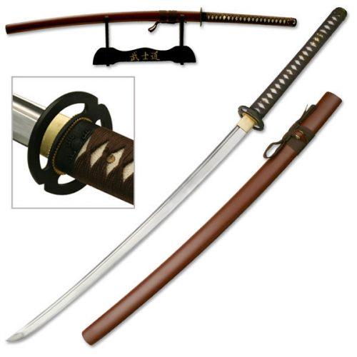 Ten-Ryu Elite Musashi Katana | LU-013