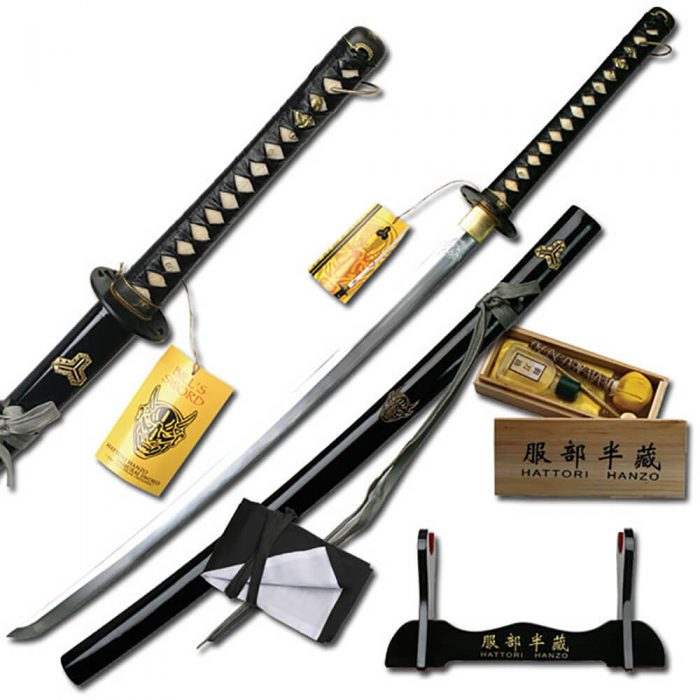 Hand Forged Kill Bill Katana SW-320DXE