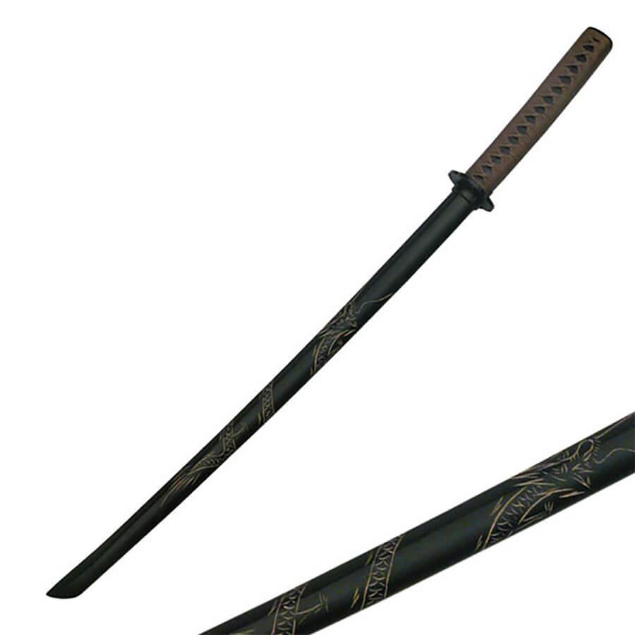 Training Sword - Wood - Dragon