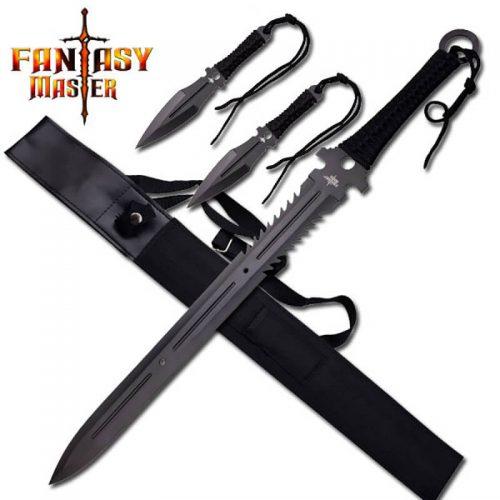 TheFantasy Master Ninja Invader Sword | FM-655