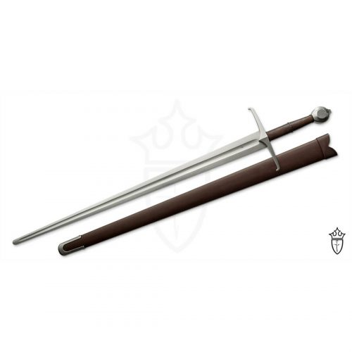 Tourney Hand-and-a-Half Knightly Sword - Blunt by Kingston Arms | SM36040