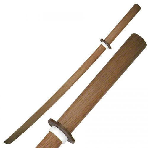 "40"" Wood Samurai Training Sword 