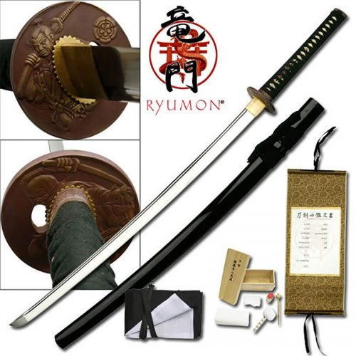 Ryumon Legendary Warrior Katana | RY-3033