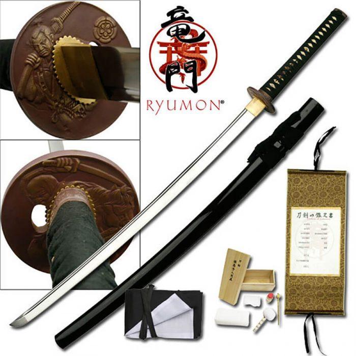 Ryumon Legendary Warrior Katana | RY-3033