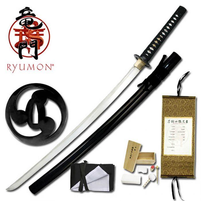 Ryumon Oginawa Katana | RY3037