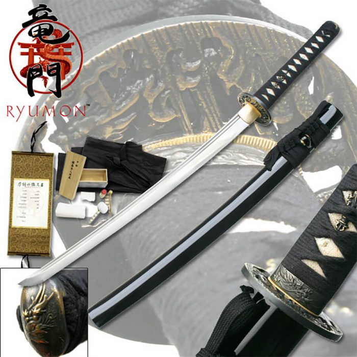 Ryumon Practical Dragon Wakizashi | RY-3041M