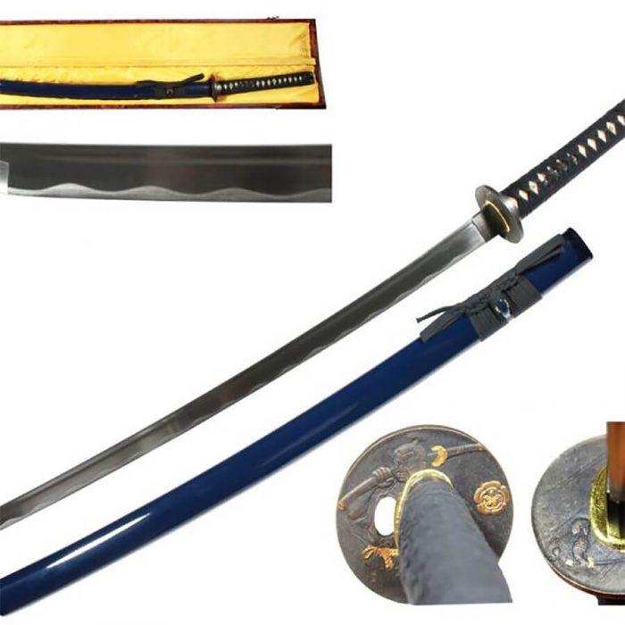 Musha Warrior Katana | SS034C-BL