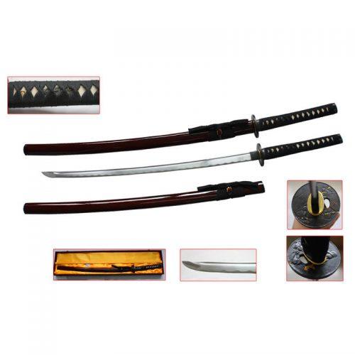 Musha Warrior Katana | SS034C-RD