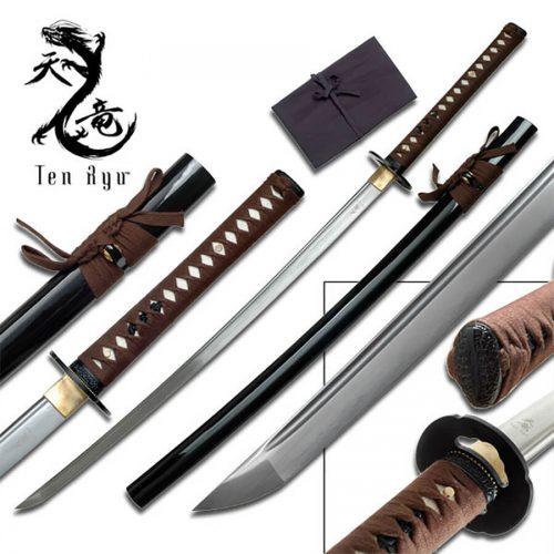 Ten-Ryu Musashi Battle Katana | TR-018BR