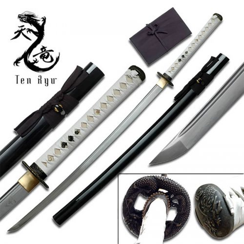 Ten-Ryu Cloud Dragon Katana | TR-022W