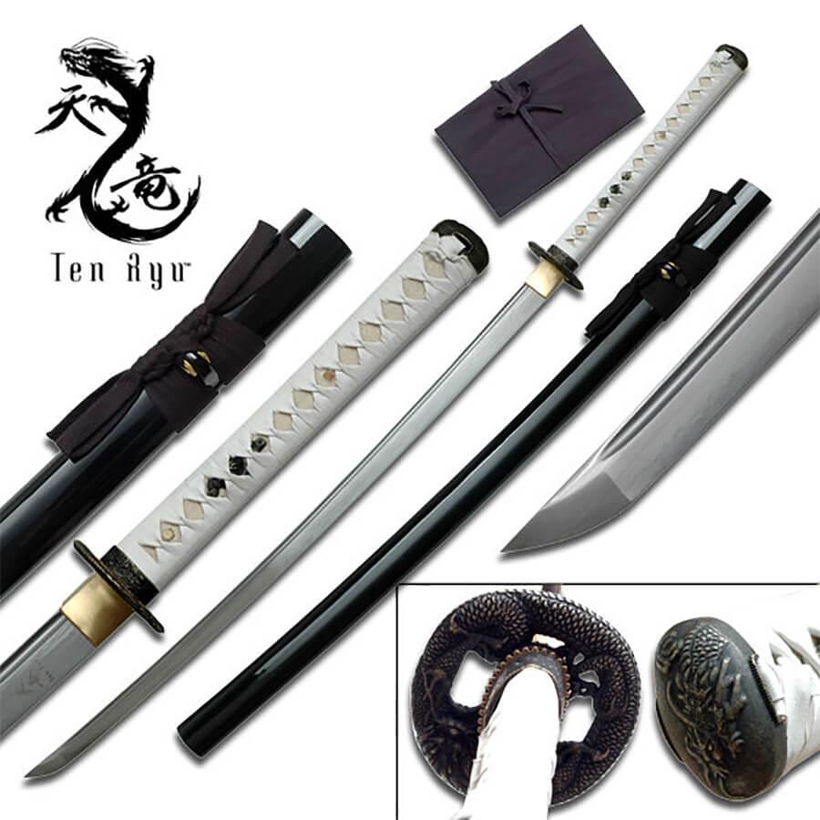 Ten-Ryu Cloud Dragon Katana | TR-022W