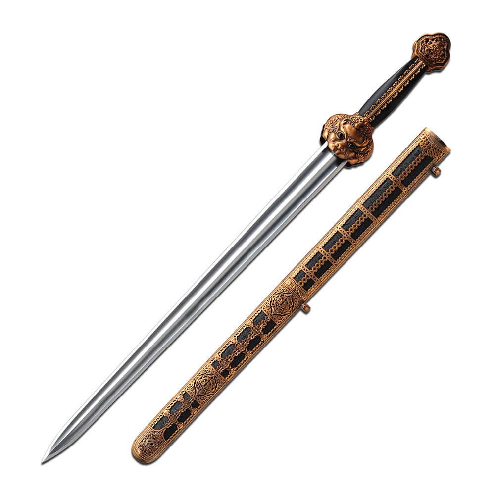 Ming Dynasty Imperial Sword | JK-114BZ