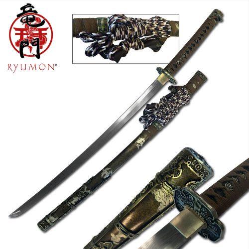 Ryumon Admiral's Katana | RY3206