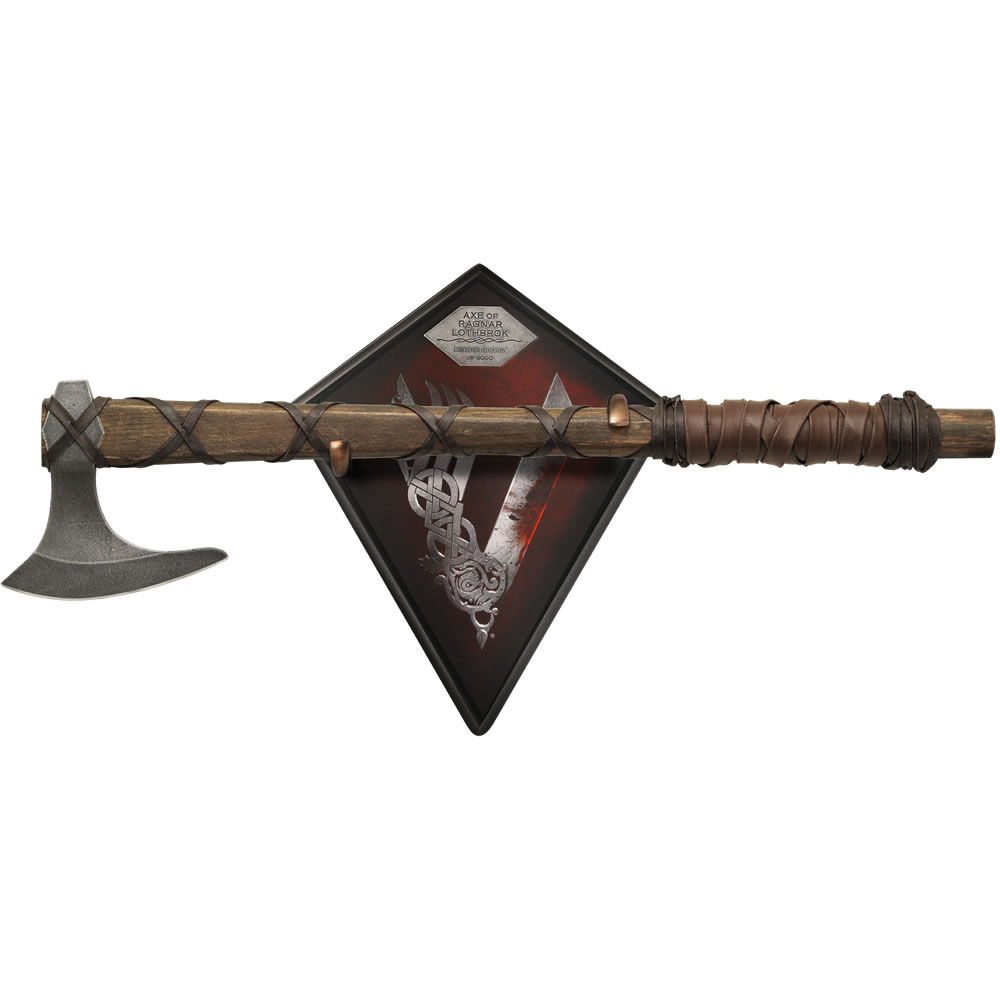 Axe of Ragnar Lothbrok – Limited Edition | SH8000LE